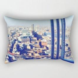 View of London Rectangular Pillow