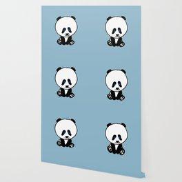 Chalkies panda color 5 Wallpaper