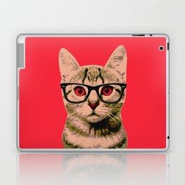 Warhol Cat 4 Laptop & iPad Skin