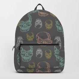 Flirty Skulls Backpack