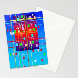 New Year's Stationery Cards