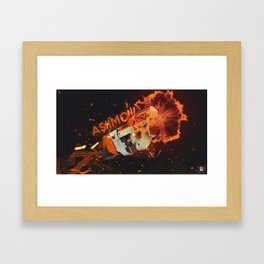 SMG 1 Framed Art Print