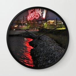 By Night: New York City (Pt. 20) Wall Clock