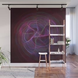 Neon Flavored Magic Beans Wall Mural