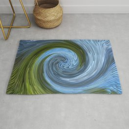 Forest&Water.... Rug