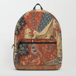 The Lady And The Unicorn Backpack