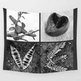 Love Nature Letter Photography Wall Tapestry