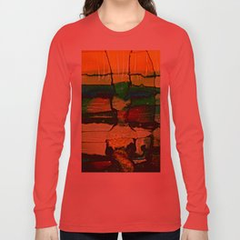 Underwater Impressions Long Sleeve T-shirt
