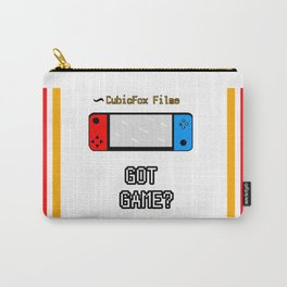 Got Game? Carry-All Pouch