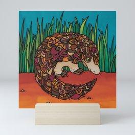 A Pangolin for Hope Mini Art Print