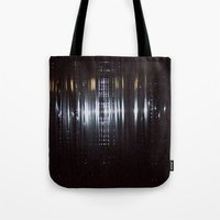 tape Tote Bags featuring Tape by Brandon Lynch