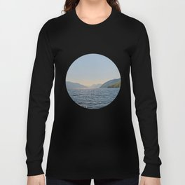 Teletskoye lake. Altai. Russia Long Sleeve T-shirt