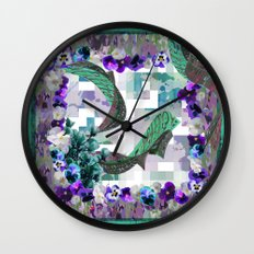 City crush Wall Clock
