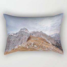 mountain landscape 7 Rectangular Pillow