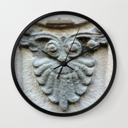 New Orleans Face Wall Clock