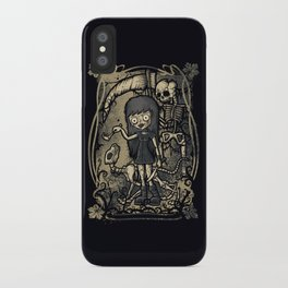 In The Darkness iPhone Case