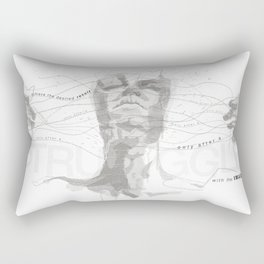 STRUGGLE Rectangular Pillow