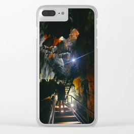 The Cave Pt2 Clear iPhone Case