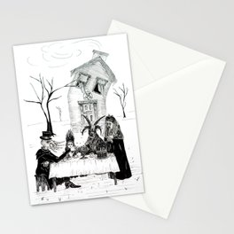 Tea For Four Stationery Cards