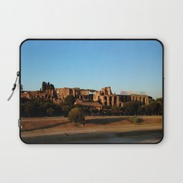 Roman ruin in Rome photography Laptop Sleeve
