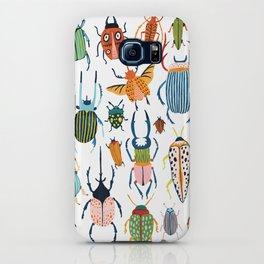 Woodland Beetles iPhone Case