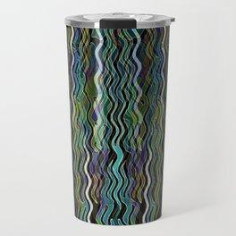 Wavy Wave Travel Mug