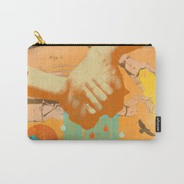WATERING MINDS Carry-All Pouch