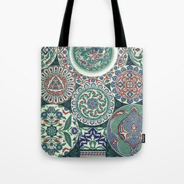Japanese Pattern-1 Tote Bag