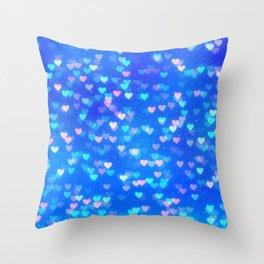 Pastel Love 2 Throw Pillow