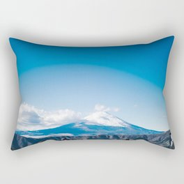 Fuji-san Rectangular Pillow