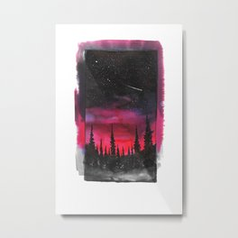 Lost But Motivated Metal Print