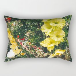 Garden Mistakes Two Rectangular Pillow