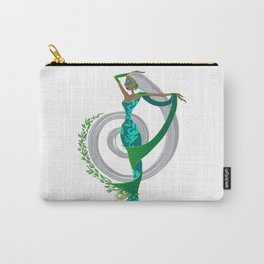 Our Lady of Tea Carry-All Pouch