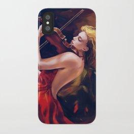 Appassionata iPhone Case