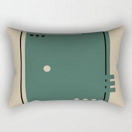Doors 2 Rectangular Pillow