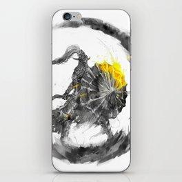 Dragonslayer Armor iPhone Skin