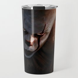 Pennywise The Dancing Clown - IT Travel Mug