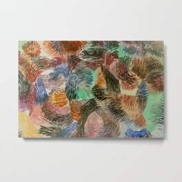 Libido of the Forest Metal Print