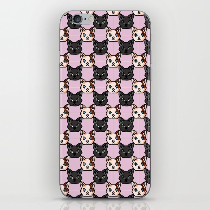 Kitty Kitty Cat iPhone Skin