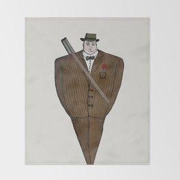 Mafia Throw Blanket