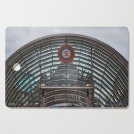 Glasgow city Cutting Board