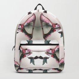 Wings On My Heels Backpack