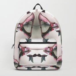 Wings On My Heels Backpack
