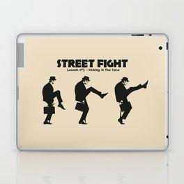 Street Fight Laptop & iPad Skin