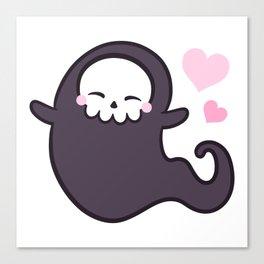 Love Ghost Canvas Print