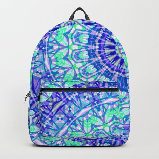 Tribal Mandala G389 Backpack