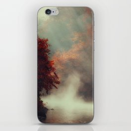 Breathing River iPhone Skin