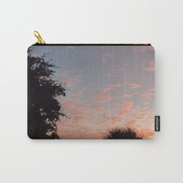 Texas Hill Country Sky - Sunrise 3 Carry-All Pouch