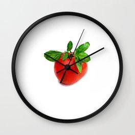 Tom and Basil Wall Clock