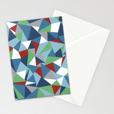 Abstraction #8 Stationery Cards